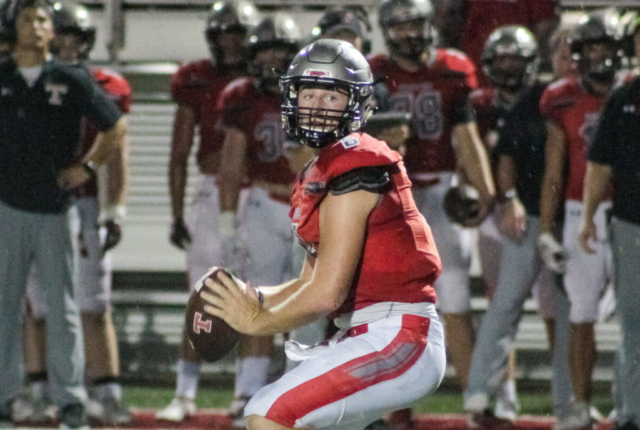 Thompson QB Sawyer Pate