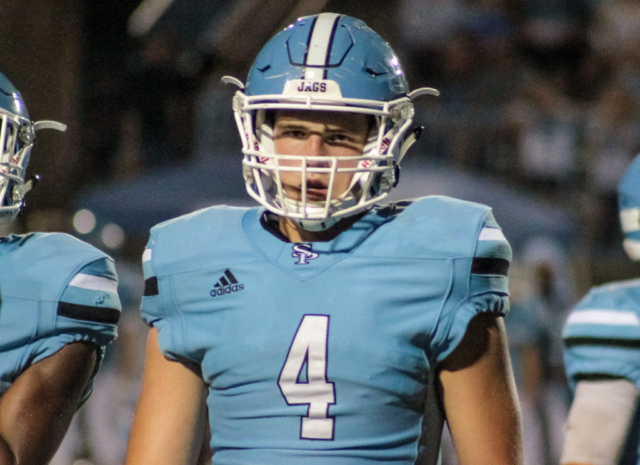 Spain Park TE Jacob Jenkins