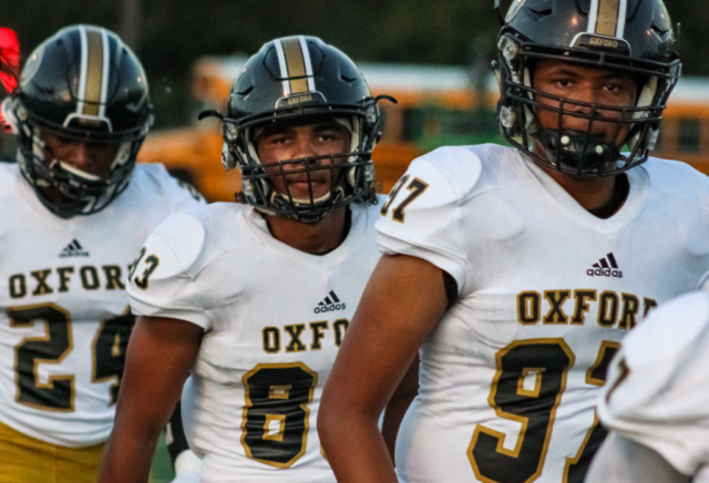 Oxford's Gregory Neal & Terry Mosley