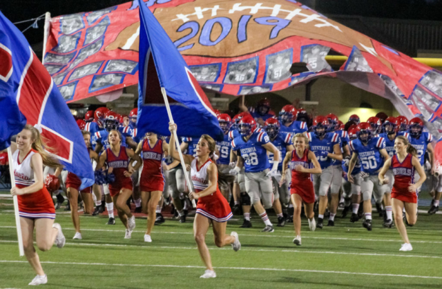 Vestavia Hills Rebels vs Shades Valley Mounties