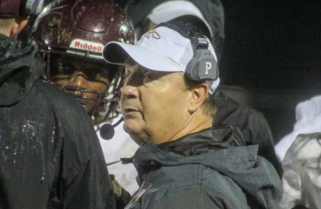 Madison Academy head coach Bob Godsey