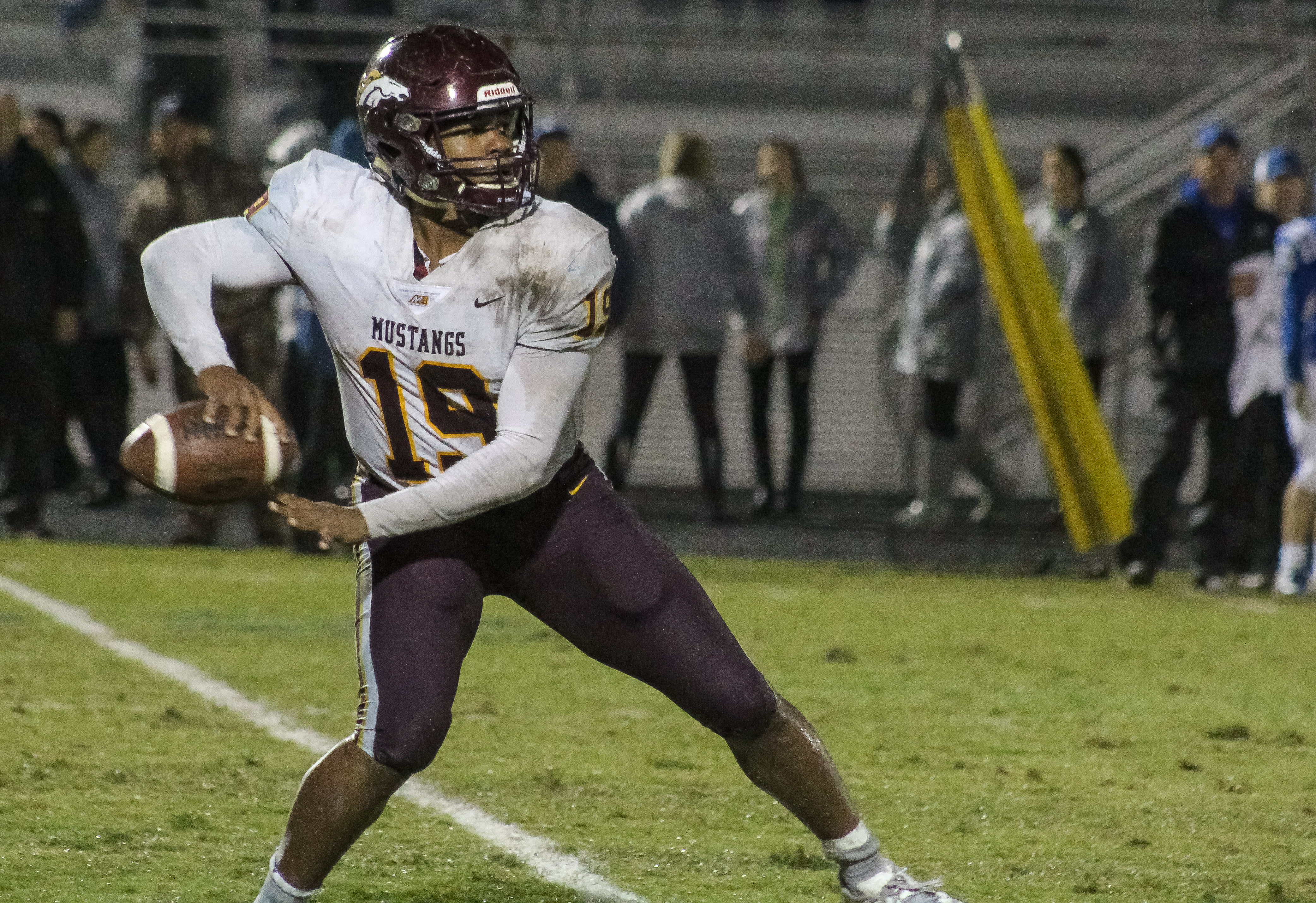 Madison Academy QB Avery Seaton
