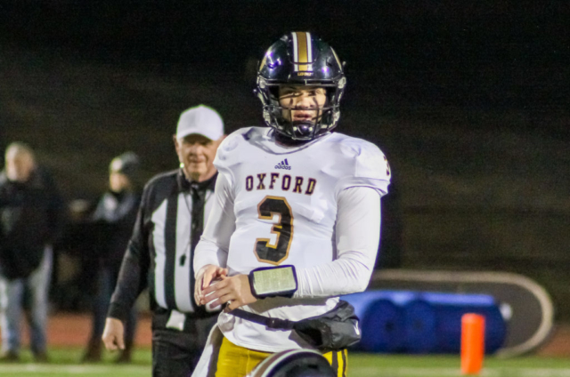 Oxford QB Revy Higgins