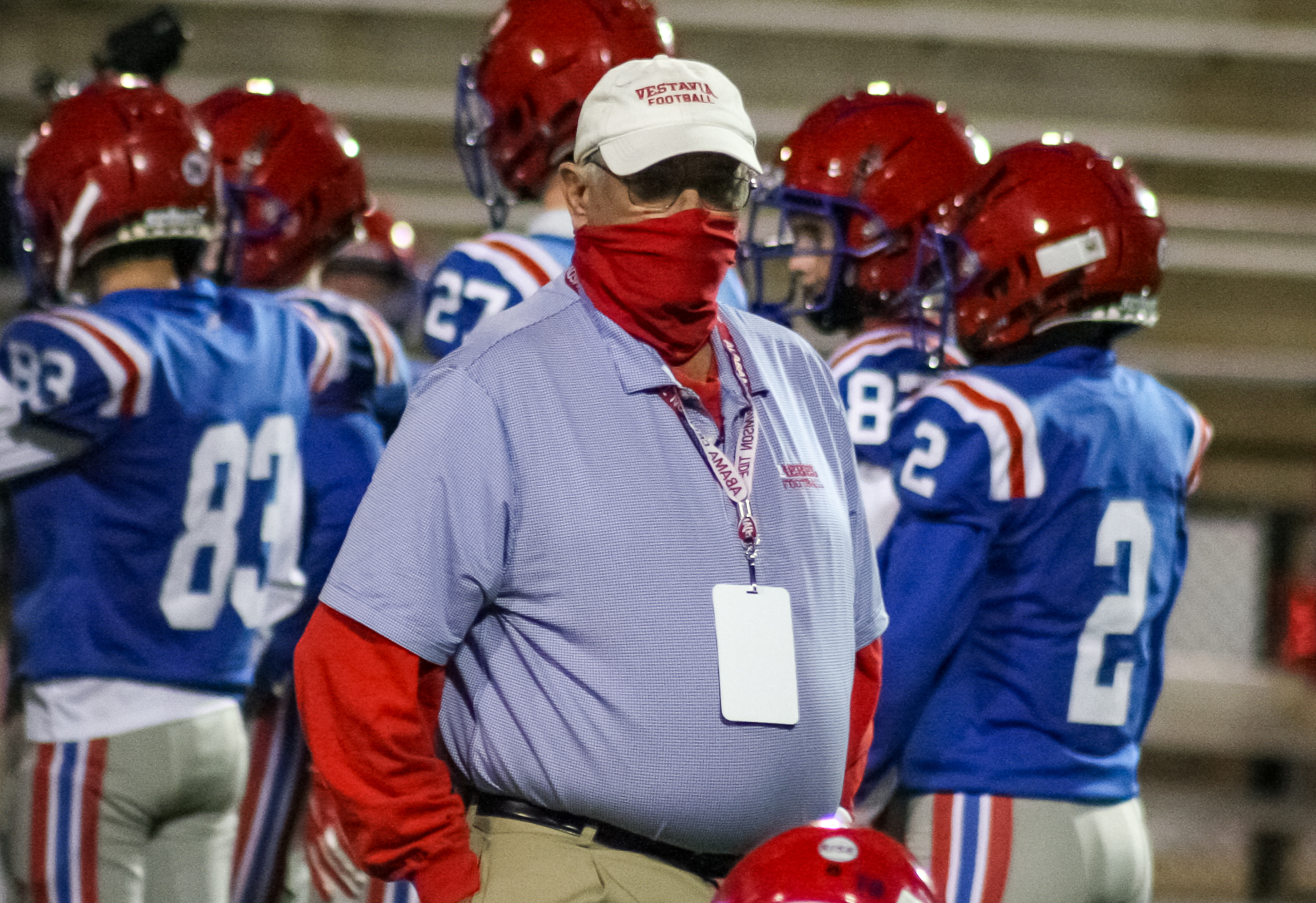 Vestavia caps Buddy Anderson's career with a 52-27 win over Shades Valley