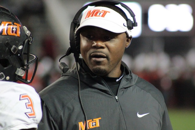 McGill-Toolen head coach Earnest Hill is leaving to join South Alabama staff