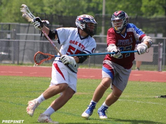 Oak Mtn lacrosse takes down Huntsville