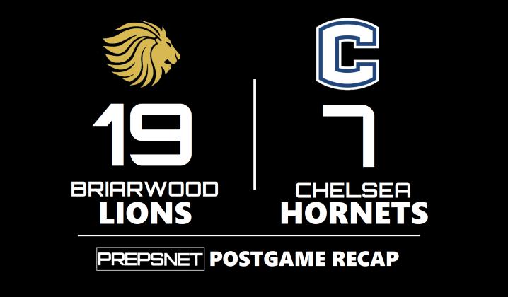 Postgame Recap | Briarwood takes down Chelsea 19-7