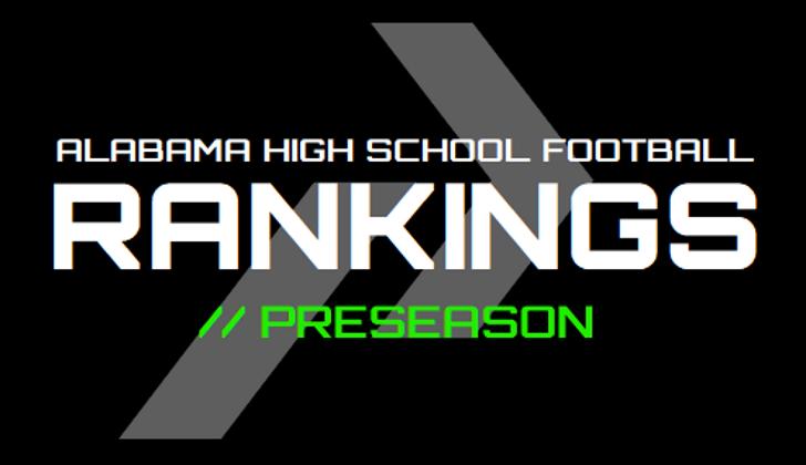 ASWA Preseason Football Rankings