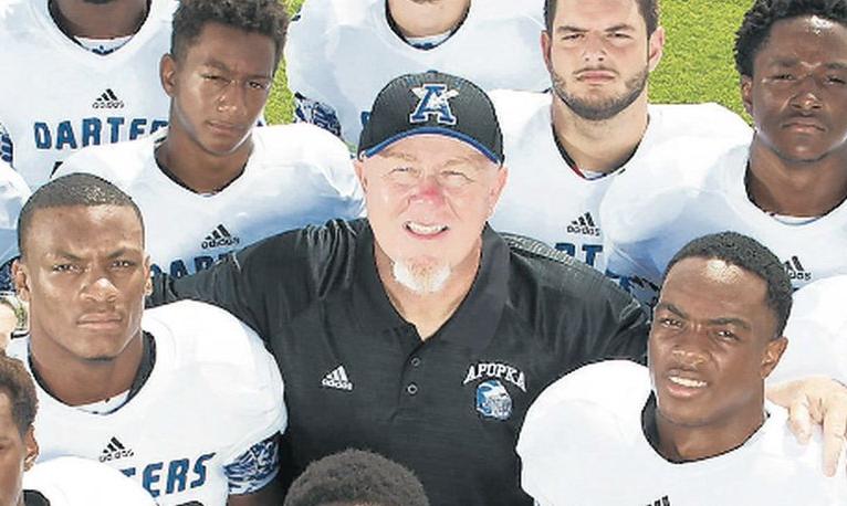 Enterprise hires legendary Florida head coach
