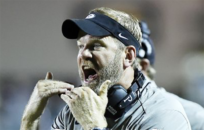 Lee Ozmint named Arab Knights head football coach