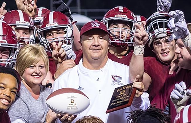 Hartselle's Bob Godsey named Madison Academy head coach