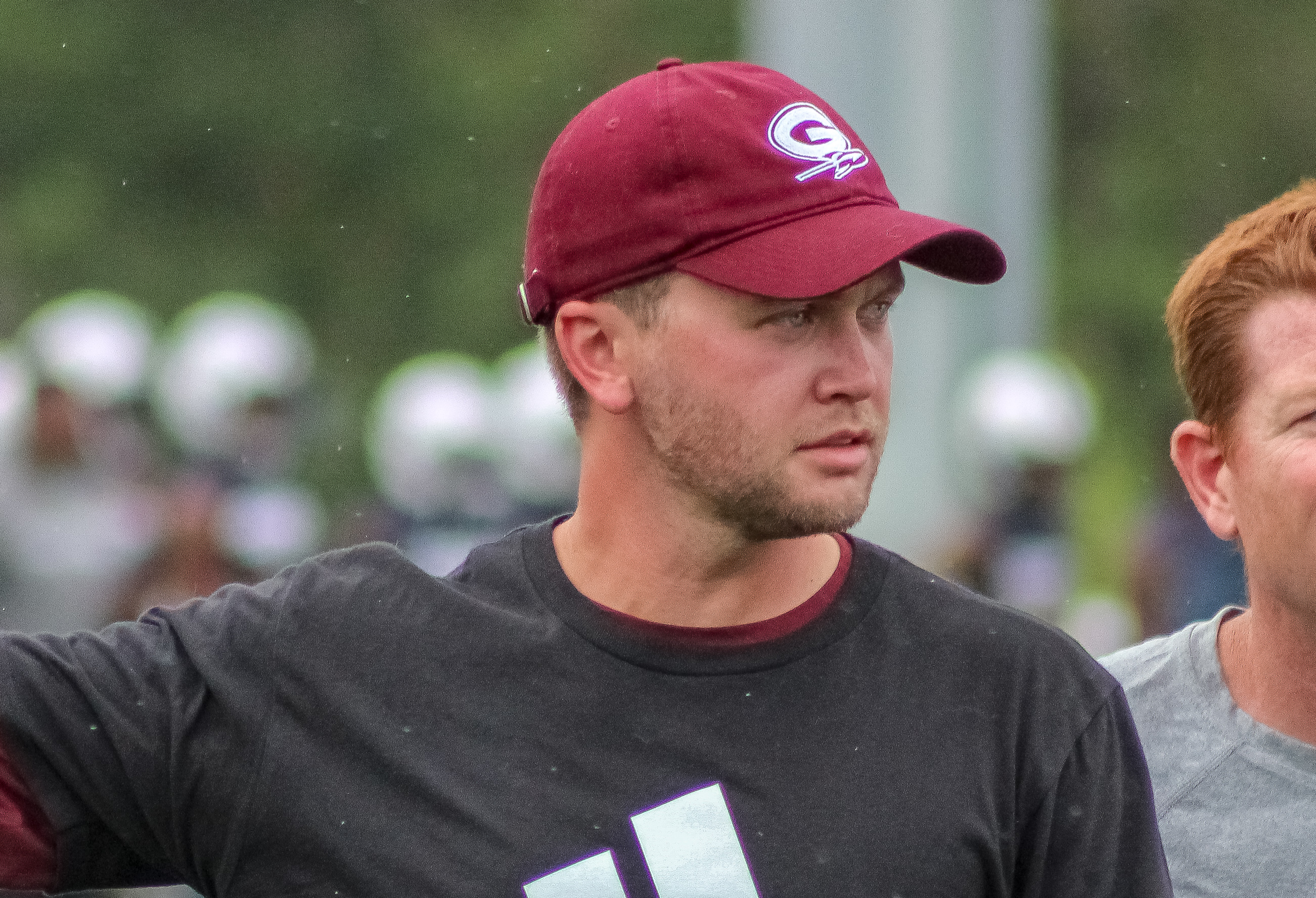 Gardendale High School assistant coach William Eads