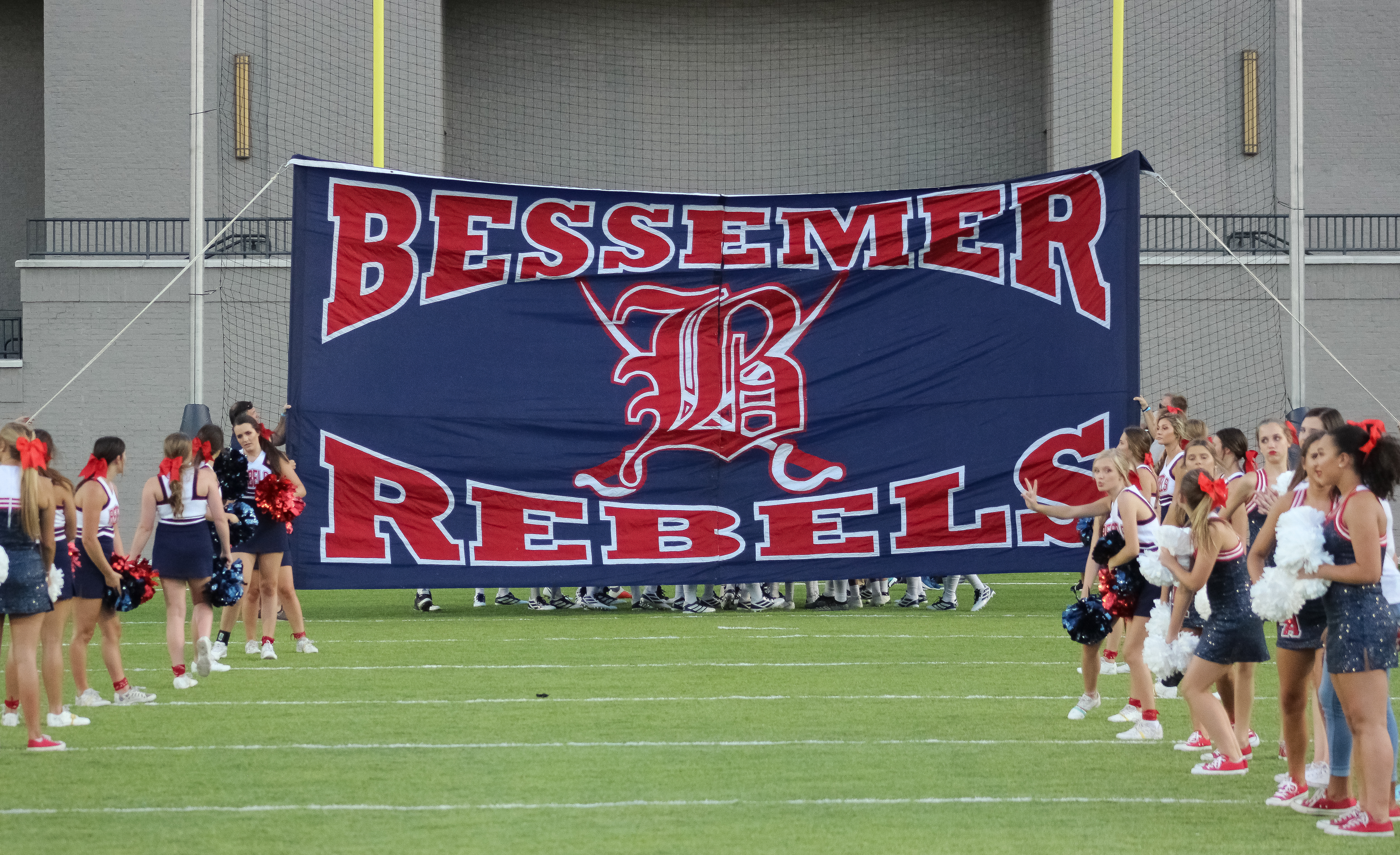 Madison-Ridgeland Academy vs Bessemer Academy