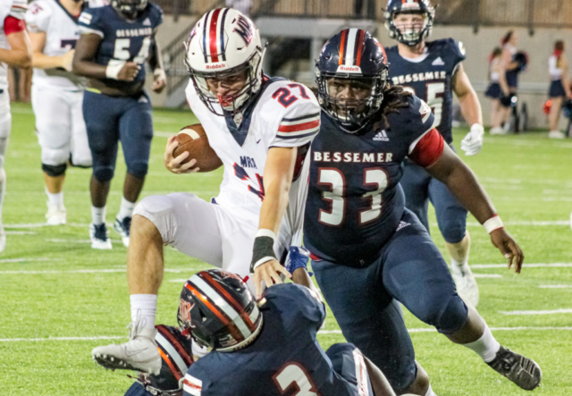 MRA RB A.J. Hasley