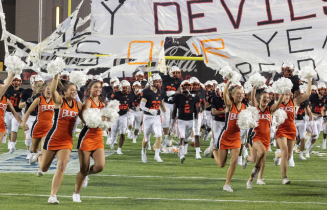 Hoover Bucs vs Central Red Devils