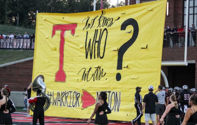 Hoover Bucs vs Thompson Warriors