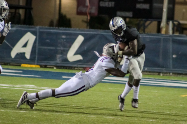 Clay-Chalkville Cougars vs Gardendale Rockets