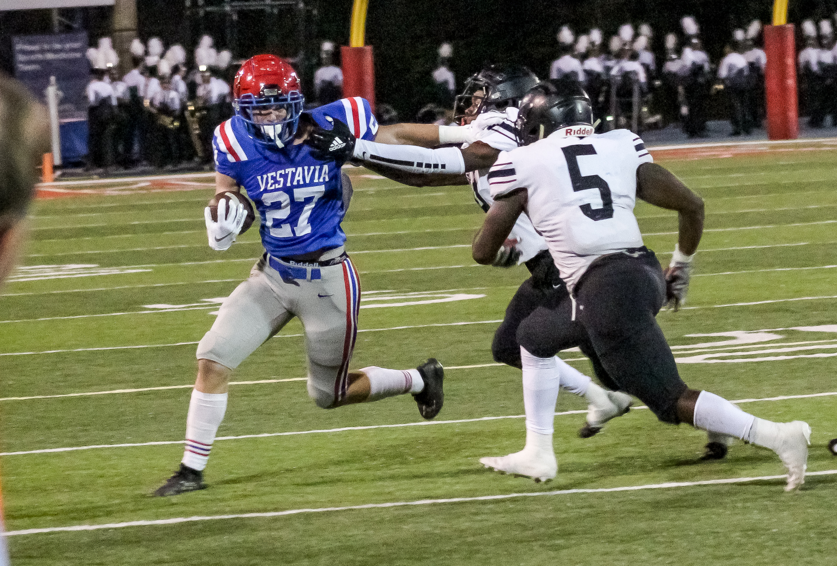 Vestavia Hills blanks Shades Valley 17-0