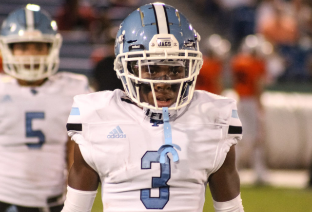 Spain Park DB Justin Pegues
