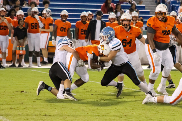 Hoover Buccaneers vs Spain Park Jaguars