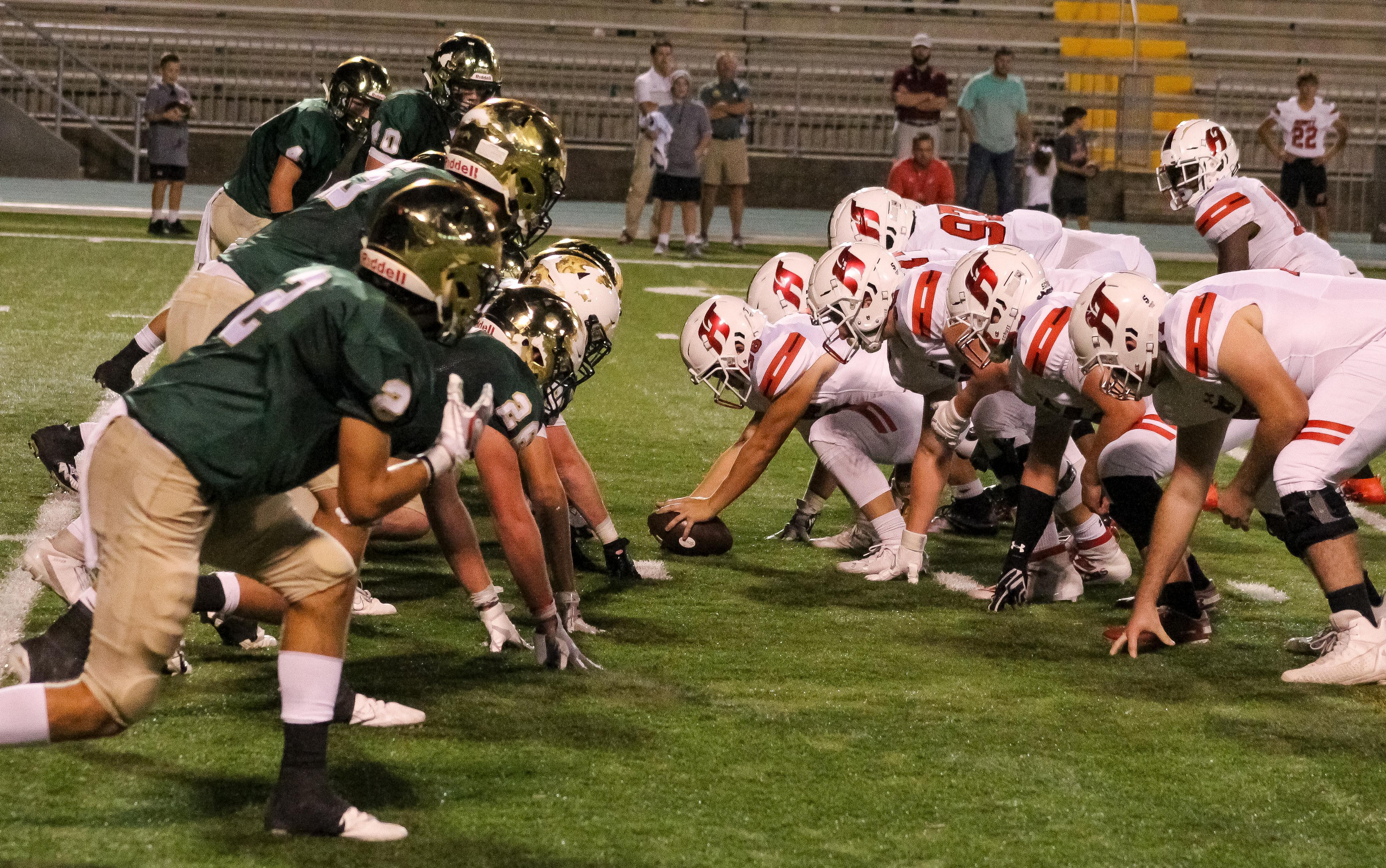 Mountain Brook Spartans vs Hewitt-Trussville Huskies