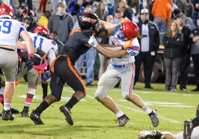 Hoover Bucs vs Vestavia Hills Rebels