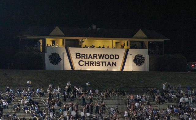 Briarwood Christian School | Lion's Pride Stadium