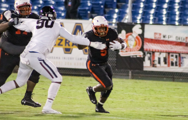 Hoover RB Dylan Betts Pauley