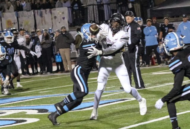 Shades Valley WR DeAndre Olds