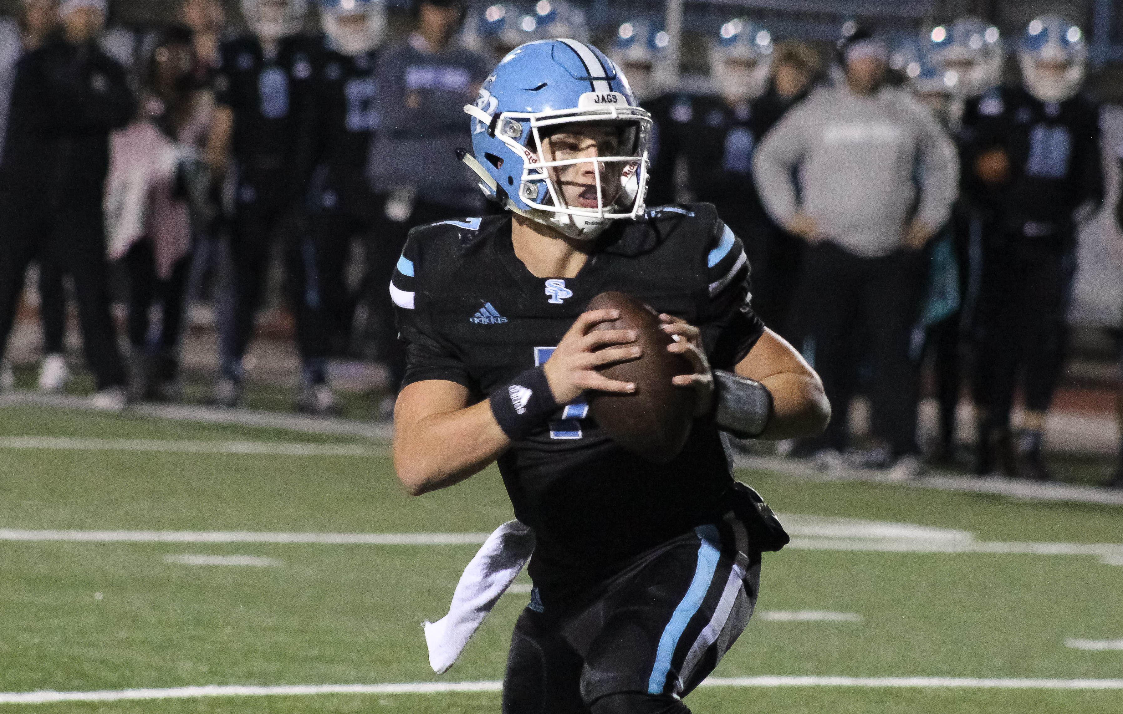 Spain Park squeaks past Shades Valley in season finale
