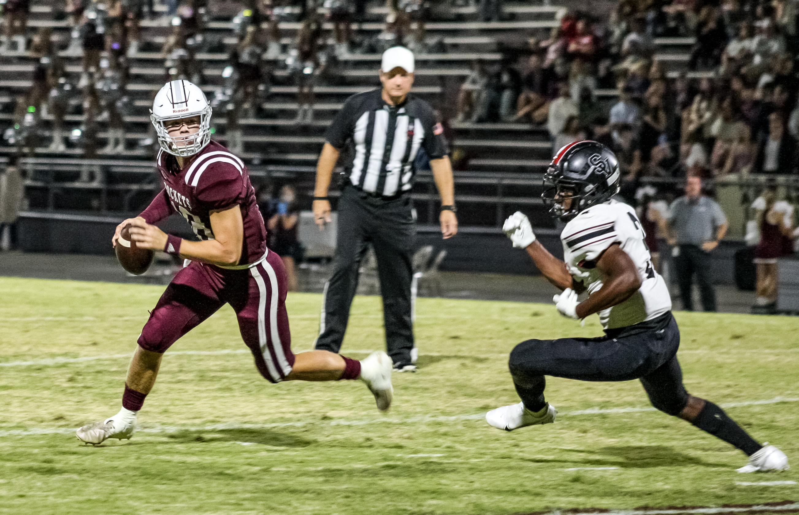 Gardendale takes down Shades Valley 41-26