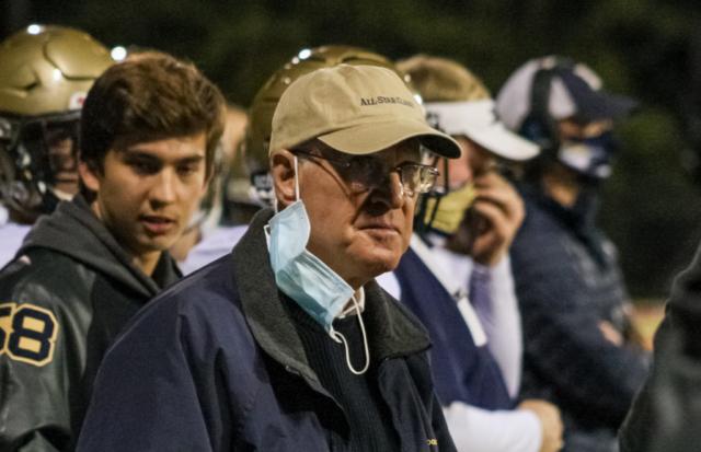 Former Briarwood head coach Fred Yancey
