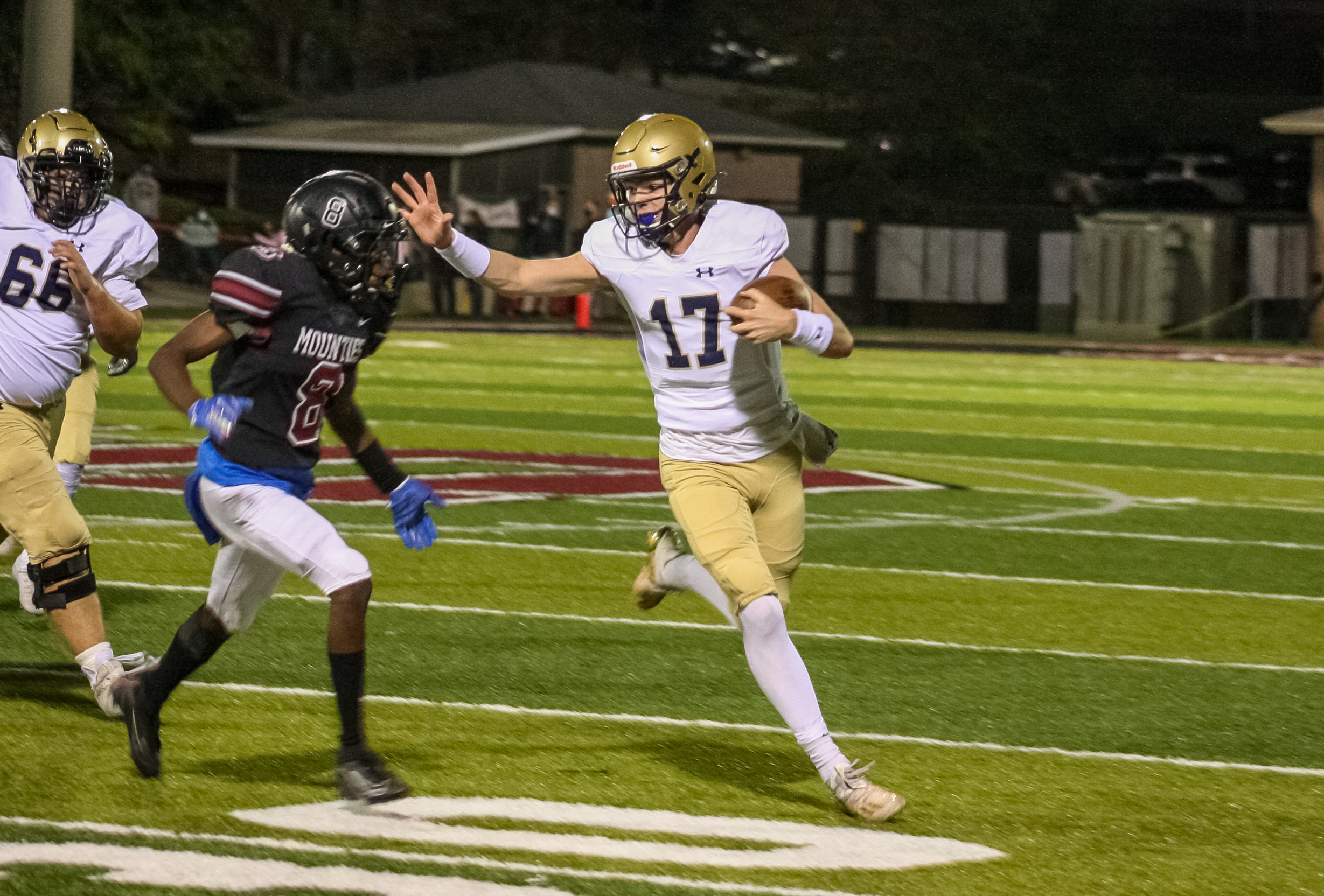 Briarwood storms past Shades Valley 42-19