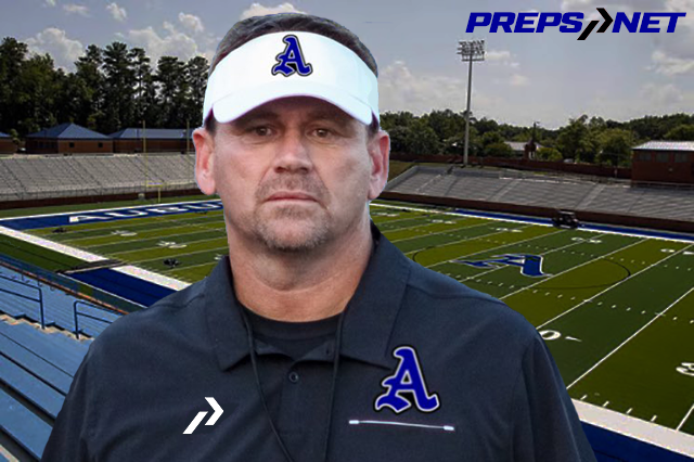 The Etheredge Era at Auburn High officially begins