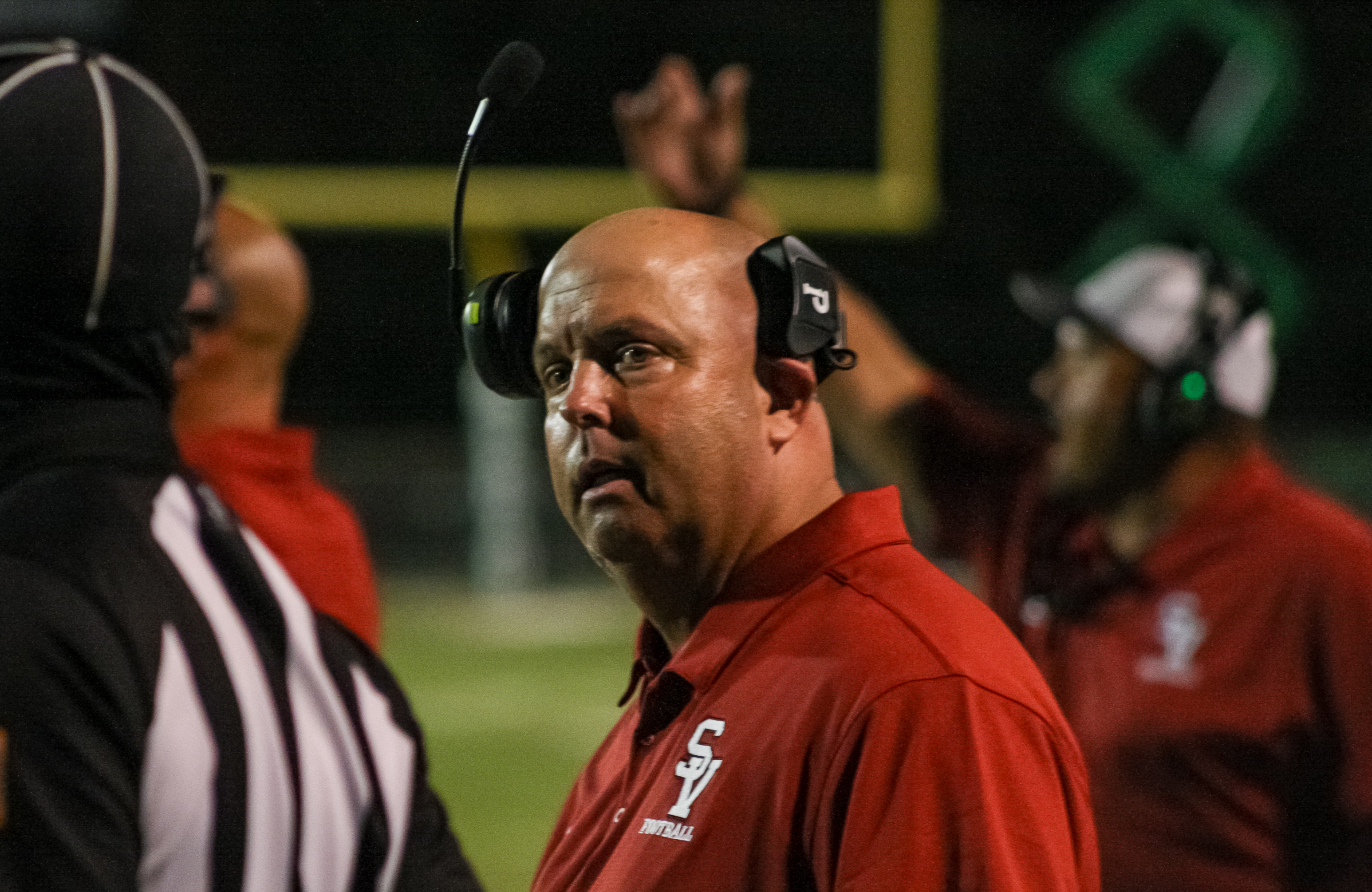 Jamie Mitchell is leaving Shades Valley for Hillcrest-Tuscaloosa