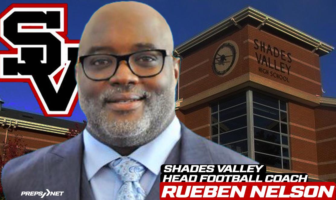 Ramsay's Rueben Nelson takes over Shades Valley football program