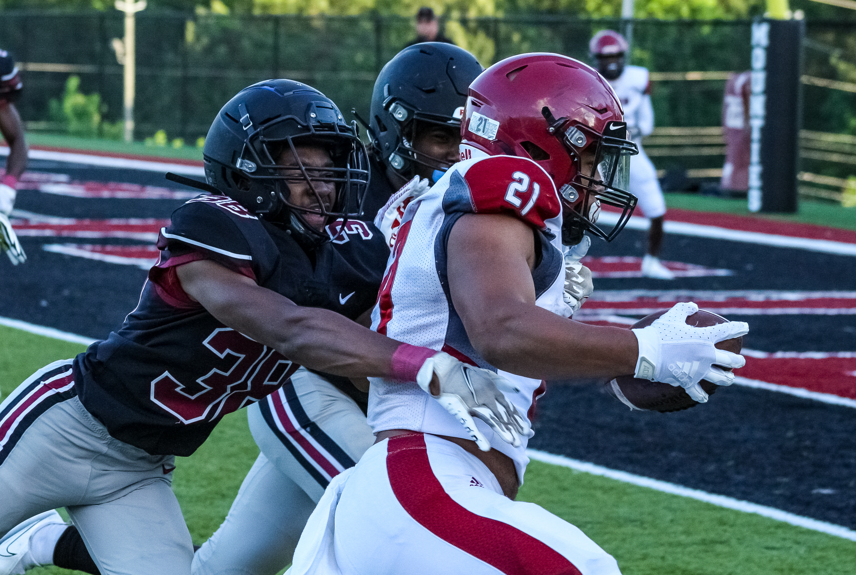 AHSAA Spring Football | Shades Valley caps spring training with 27-7 loss to Stanhope Elmore