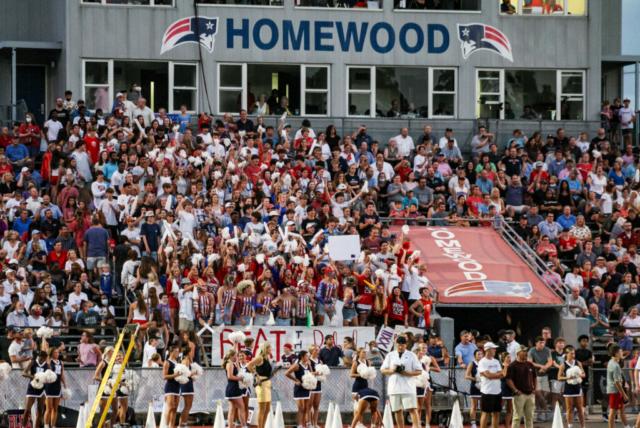 Homewood Patriots