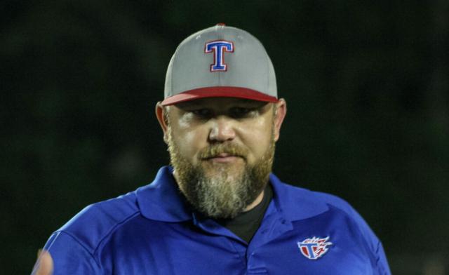 Tabernacle head coach Clint Chase